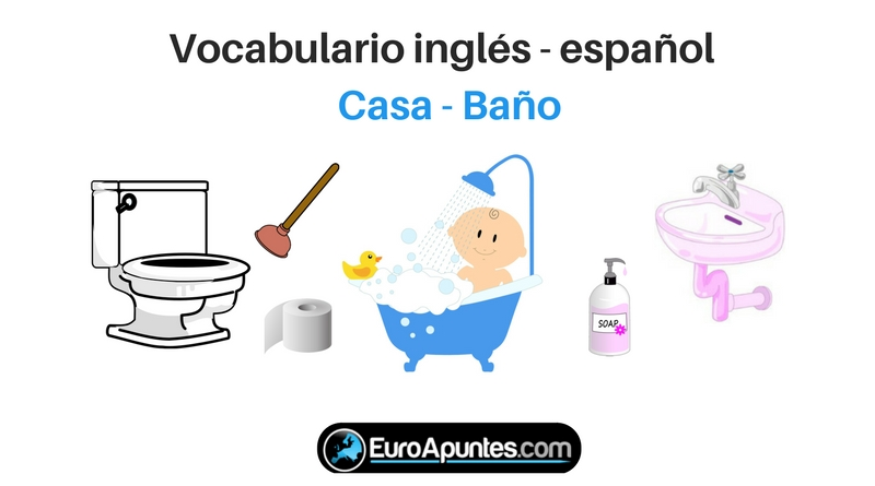 Vocabulario ingl s espa ol casa ba o for Casa de diseno traduccion ingles