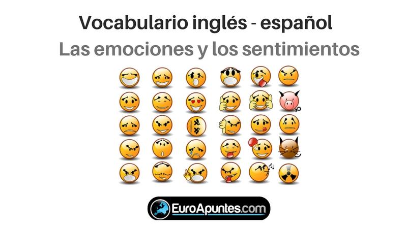 Vocabulario Ingl U00e9s
