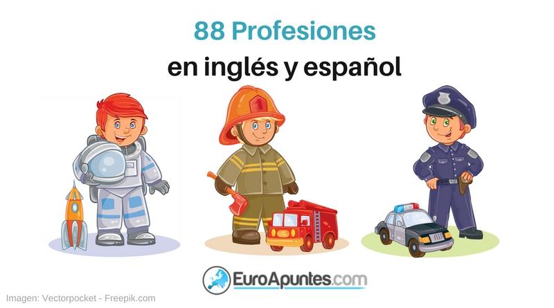 88 profesiones en ingl s espa ol for Jardinero en ingles