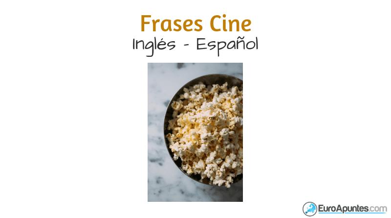 Nuevo Frases Cine Inglés